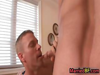 Married man gets his very first gay part6