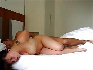 beautiful booty milf fucked by younger boy