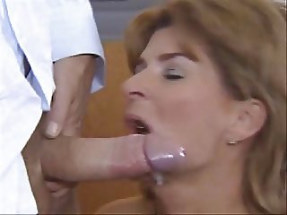 Mature Facials Compilation