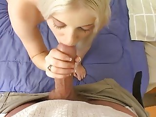 Casting For Porn - Charlotte - Chubby Blonde Teen