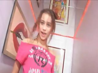 Petite small titted russian teen Natasha