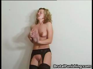 Hard core s and m and brutal punishement part1