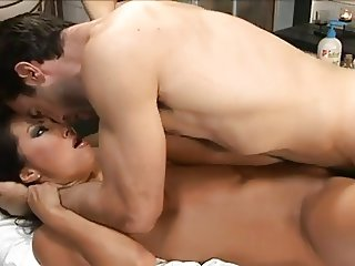 Hot Asian Babe Fucked After Massage,By Blondelover !
