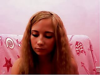 Veronick on videochat (Resita Romania)