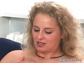 Two hot milfs having fun and got fucked part6