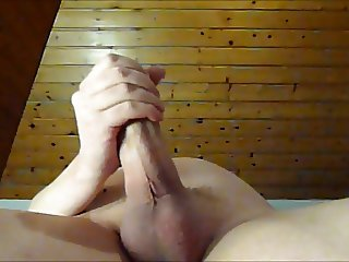 my big, fat cock with cumshot
