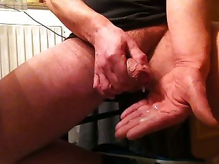 wix cumshot with oxballs cockring