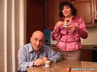 Mature couple is having sex where this part3