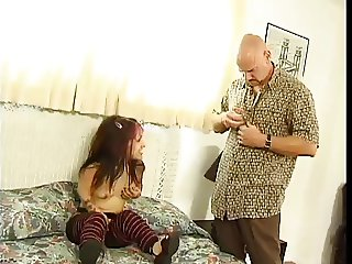Sexy Midget Bridget Powers Gets Pounded Very Hard