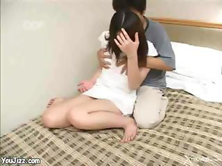 Perfect 18yo Japanese Slut Gets Fucked Hard