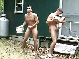 Jerking twins part 2