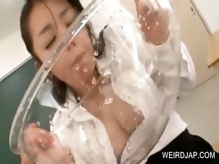 teacher squirts