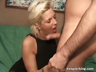 Naughty blonde mom is fucked by hairy part4