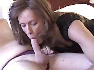 Amateur sex with tranny
