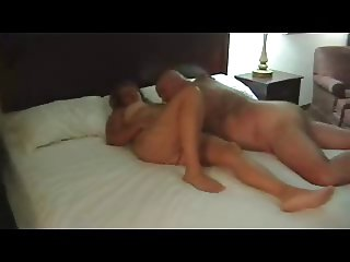 Mature Amateur Bi MMF 3some
