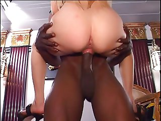 Asian chick banged & jizzed upon