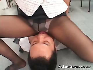 Amazing hot orgy with horny asian babes part5