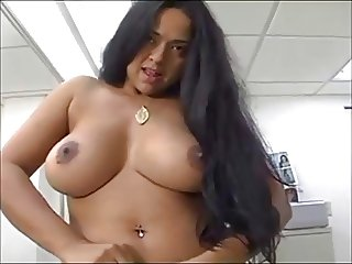 Big Boobs Latina POV