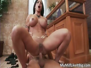 Awesome sexy body big boobed hot ass part1