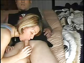Homemade creampie