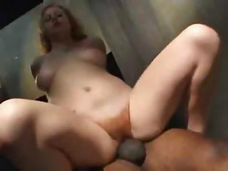Hairy Pussy Gets Spread And Fucked Hard