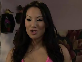 Asian Masseuse seduces a brokenhearted.