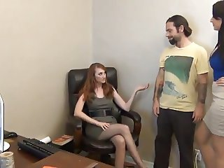 slave in my office