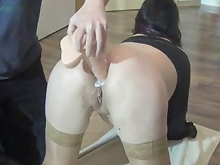 Anal FIst & Toy