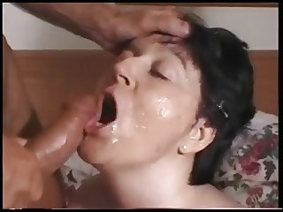 BLASTING BY THE SHORT HAIRS BBW