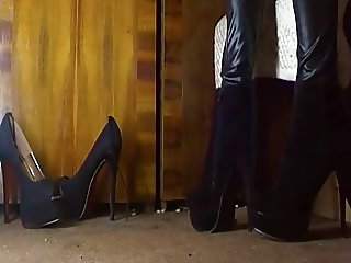 Cum on High Heels Mix 70