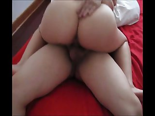 Rare Asian With Big Ass Gets Fucked Hard