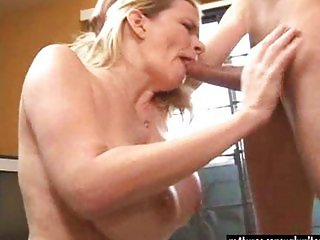 MILFs Danni and Barb - Serious talent