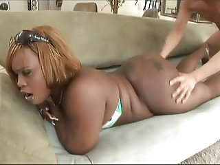 Ebony BBW Queen B.