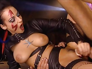 hot girls in great fetish groupsex