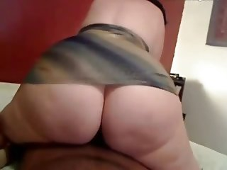 PAWG Booty Rides