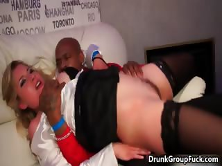 Nasty blonde and brunette bitches part5