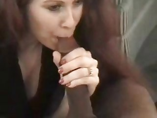 Nervous Redhead Knows How To Suck & Fuck a BBC - SAO