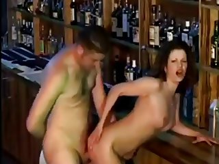 israeli fucks on the bar