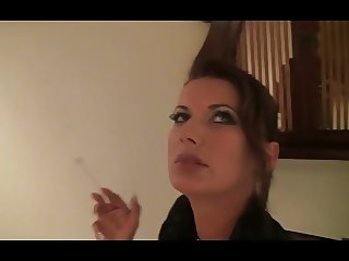 Smoking Fetish 156
