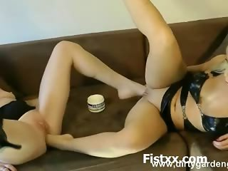 Juicy Pussy Sexy Fisted Hard