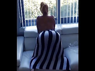 Spanish Fly Twerking Her Latina Bubble Butt