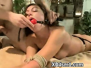 Amazing Bondage Bitch Submissive Fetish