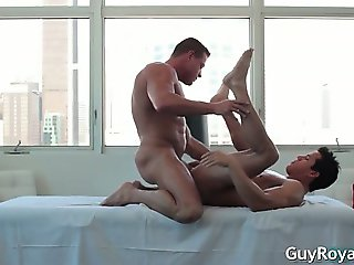 Sunny Day intercourse  AJ Irons and Tyler part3