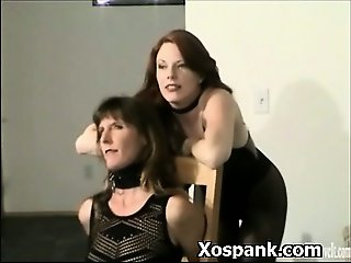 Sexy Bondage Hoe Spanked And Abused