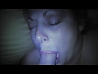 In Her Mouth