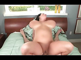 Huge Tits Kitty's Tender Asshole Is Worked And Fucked