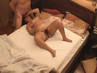 Fucking her mouth