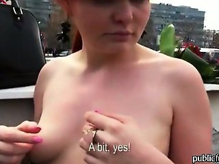 Skank Florence anal ripped and jizzed on