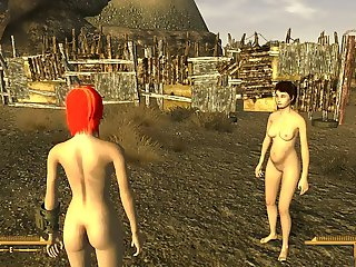 Fall out NV Sexout Breeders mod