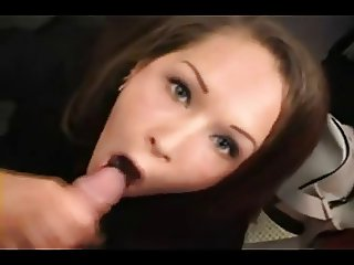 amateur cocksucker pov swallow